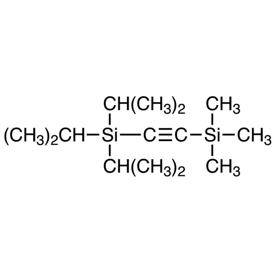 Triisopropyl[(trimethylsilyl)ethynyl]silane