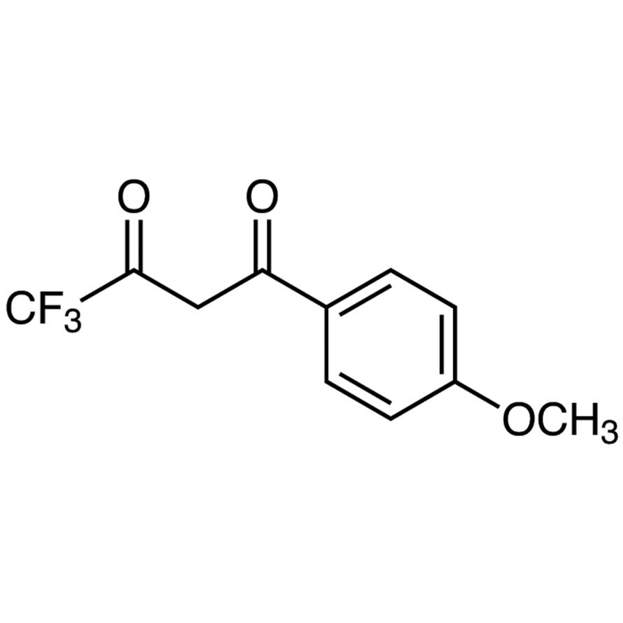 4,4,4-Trifluoro-1-(4-methoxyphenyl)-1,3-butanedione