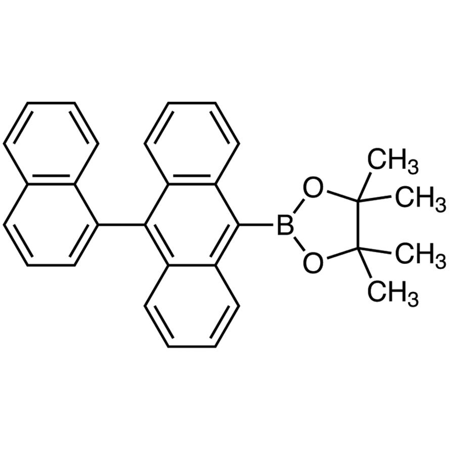 4,4,5,5-Tetramethyl-2-[10-(1-naphthyl)anthracen-9-yl]-1,3,2-dioxaborolane