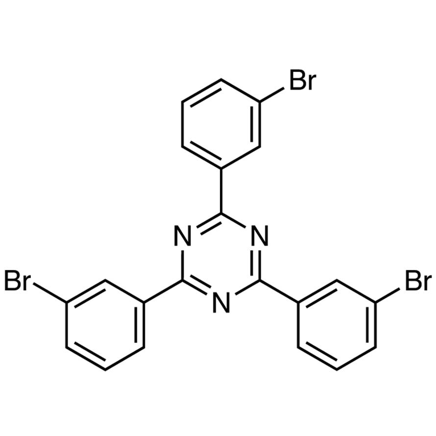 2,4,6-Tris(3-bromophenyl)-1,3,5-triazine