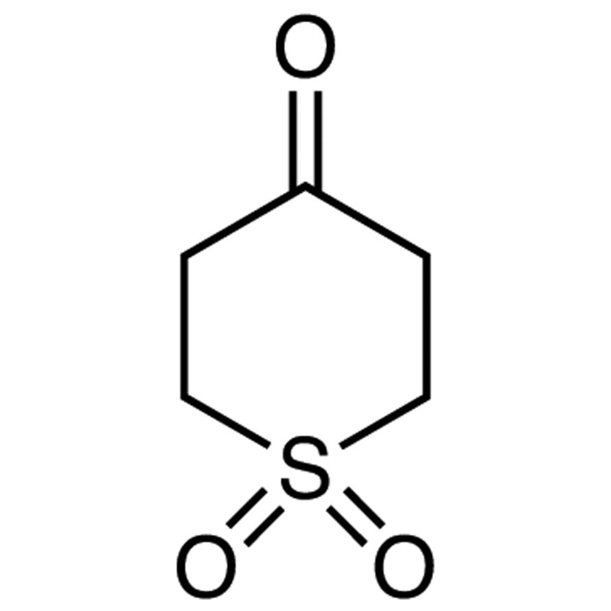 Tetrahydrothiopyran-4-one 1,1-Dioxide