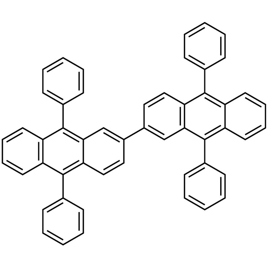 9,9',10,10'-Tetraphenyl-2,2'-bianthracene