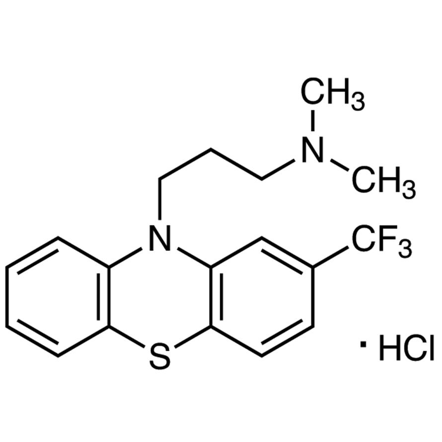 Triflupromazine Hydrochloride