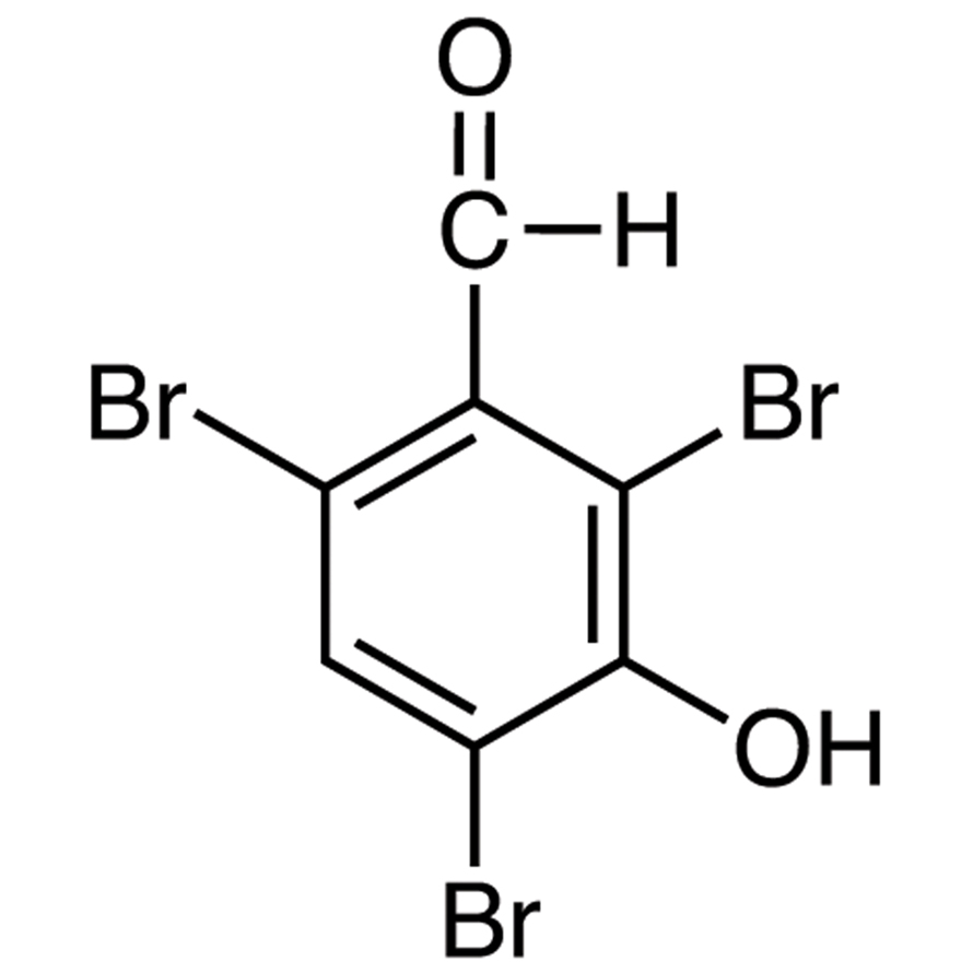 2,4,6-Tribromo-3-hydroxybenzaldehyde