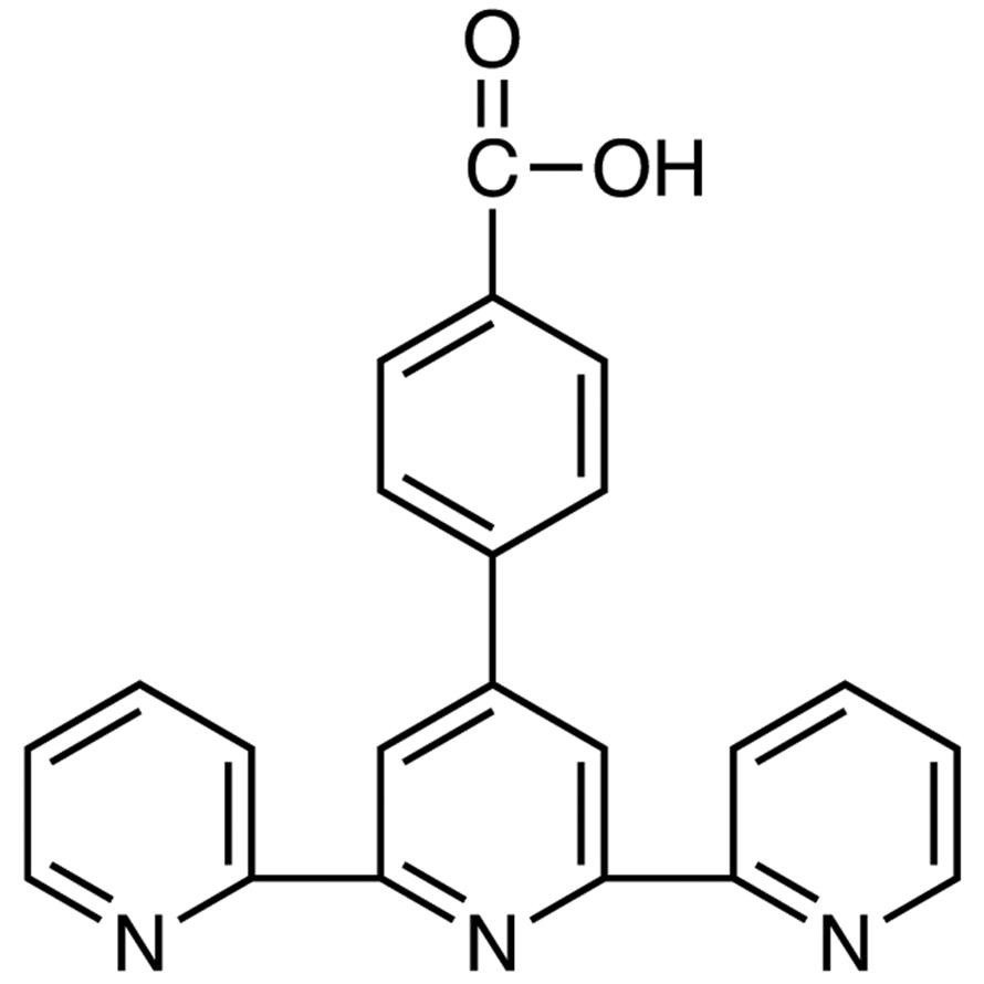 4-([2,2':6',2''-Terpyridin]-4'-yl)benzoic Acid