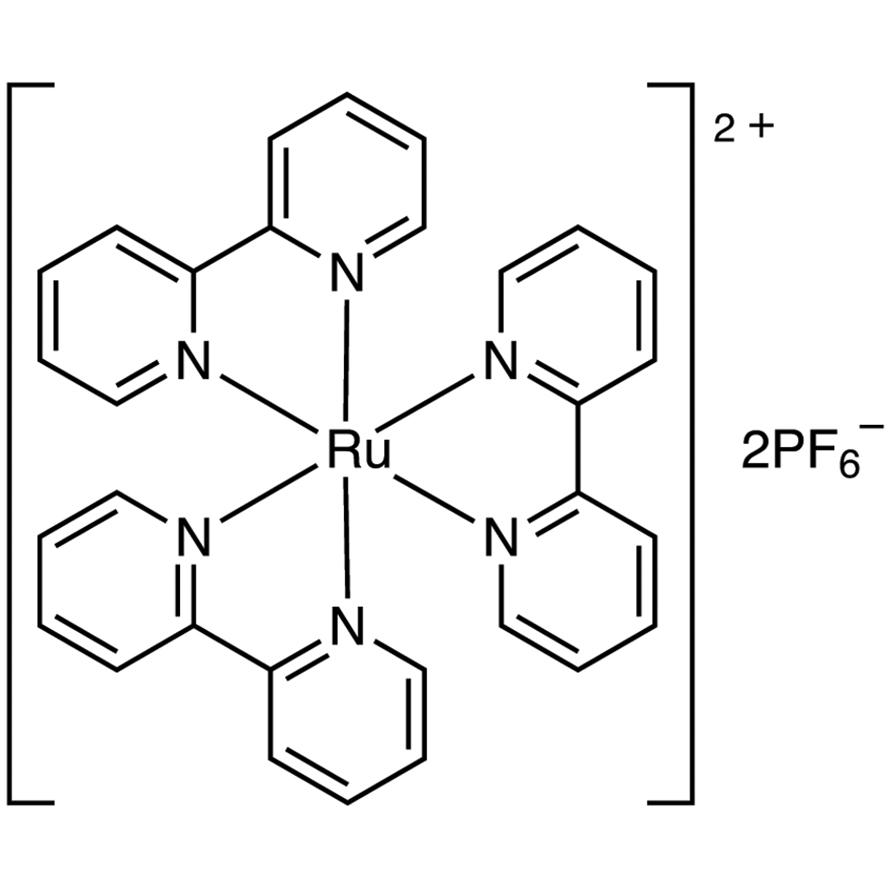 Tris(2,2'-bipyridine)ruthenium(II) Bis(hexafluorophosphate)