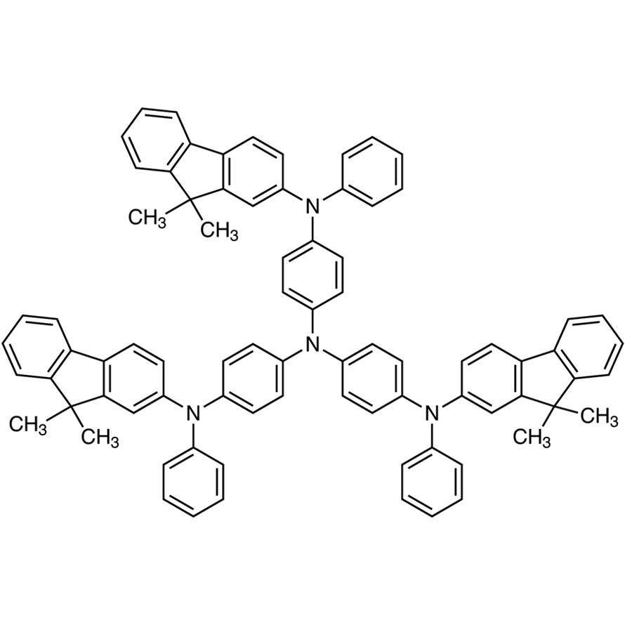 4,4',4''-Tris[9,9-dimethylfluoren-2-yl(phenyl)amino]triphenylamine