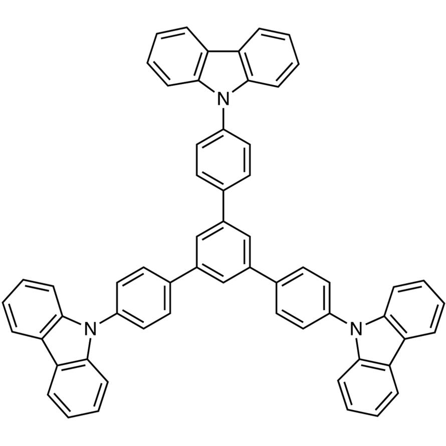 1,3,5-Tris[4-(9-carbazolyl)phenyl]benzene