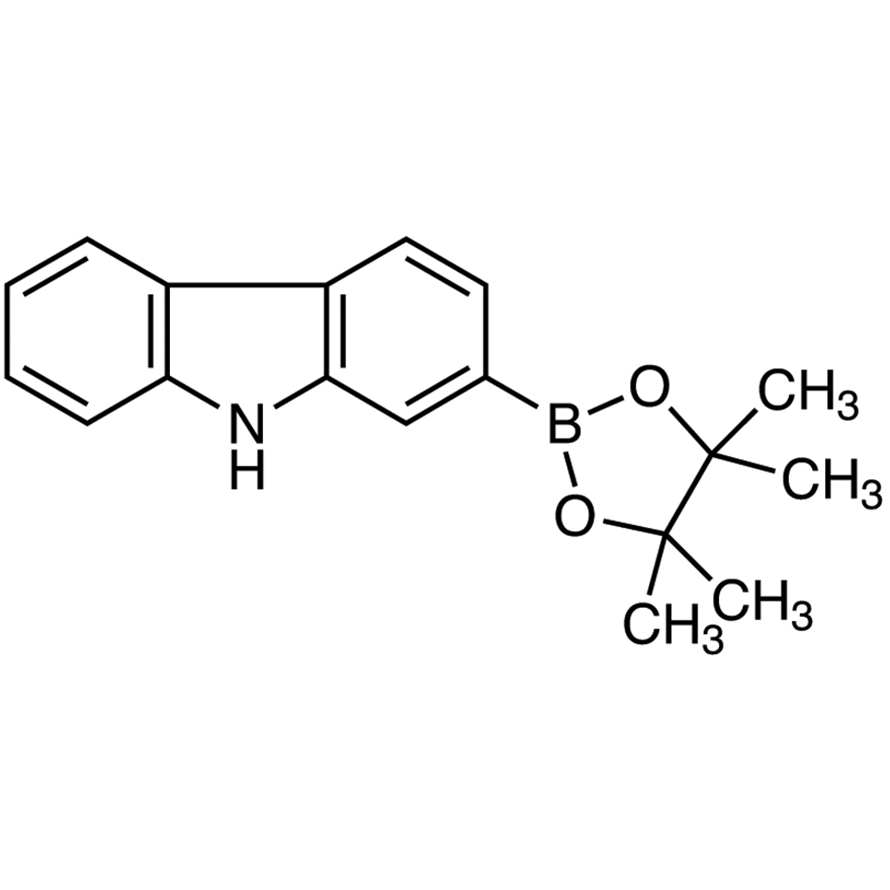 2-(4,4,5,5-Tetramethyl-1,3,2-dioxaborolan-2-yl)-9H-carbazole