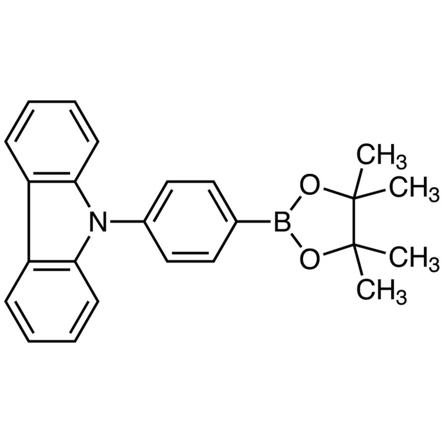 9-[4-(4,4,5,5-Tetramethyl-1,3,2-dioxaborolan-2-yl)phenyl]-9H-carbazole