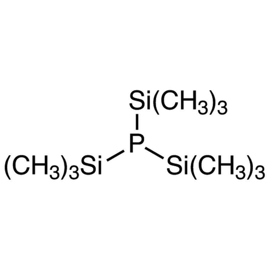 Tris(trimethylsilyl)phosphine (ca. 10% in Hexane)