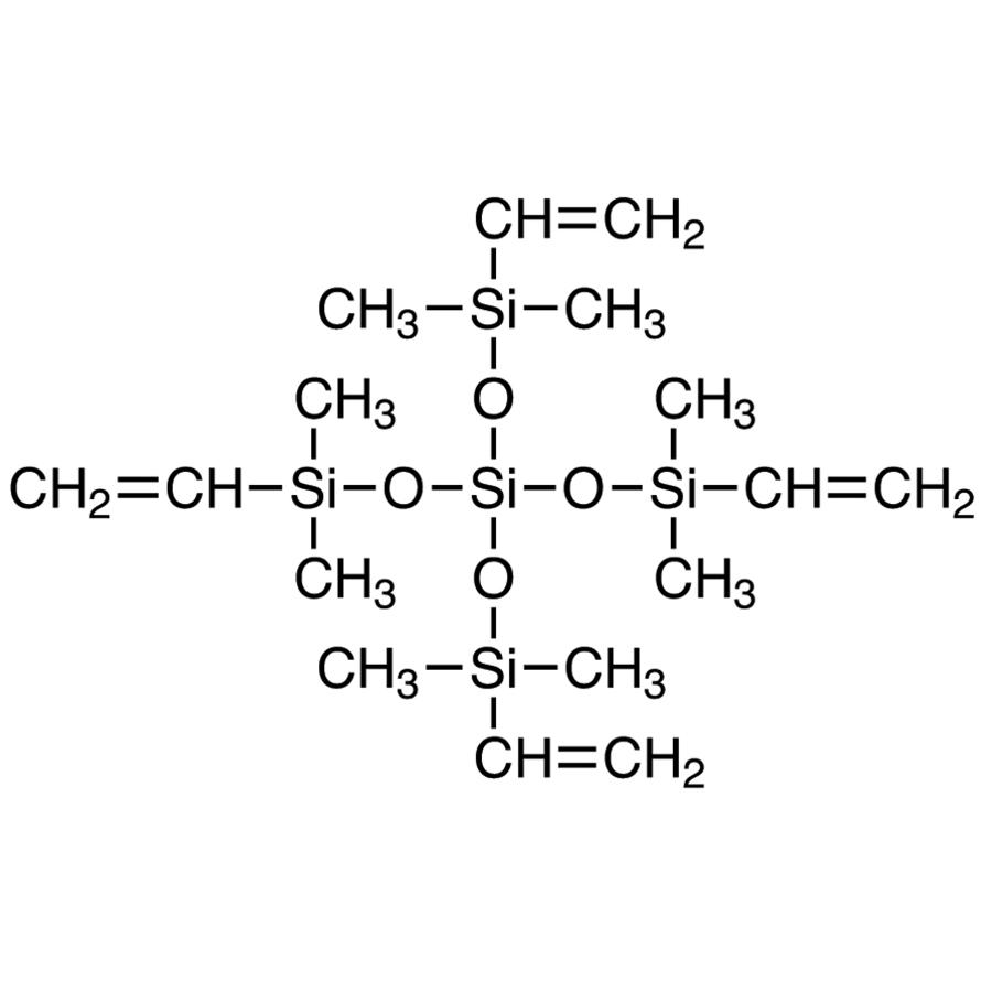 Tetrakis[dimethyl(vinyl)silyl] Orthosilicate