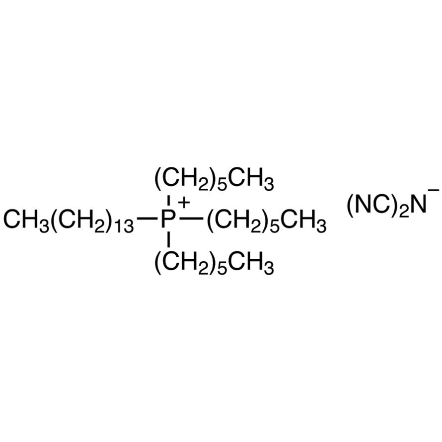 Trihexyl(tetradecyl)phosphonium Dicyanamide
