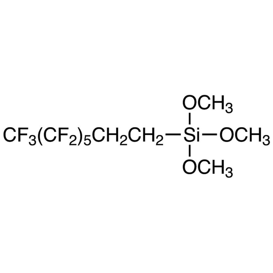 Trimethoxy(1H,1H,2H,2H-tridecafluoro-n-octyl)silane