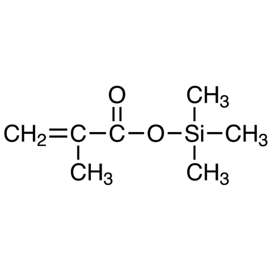 Trimethylsilyl Methacrylate (stabilized with N-Nitrosodiisopropanolamine)