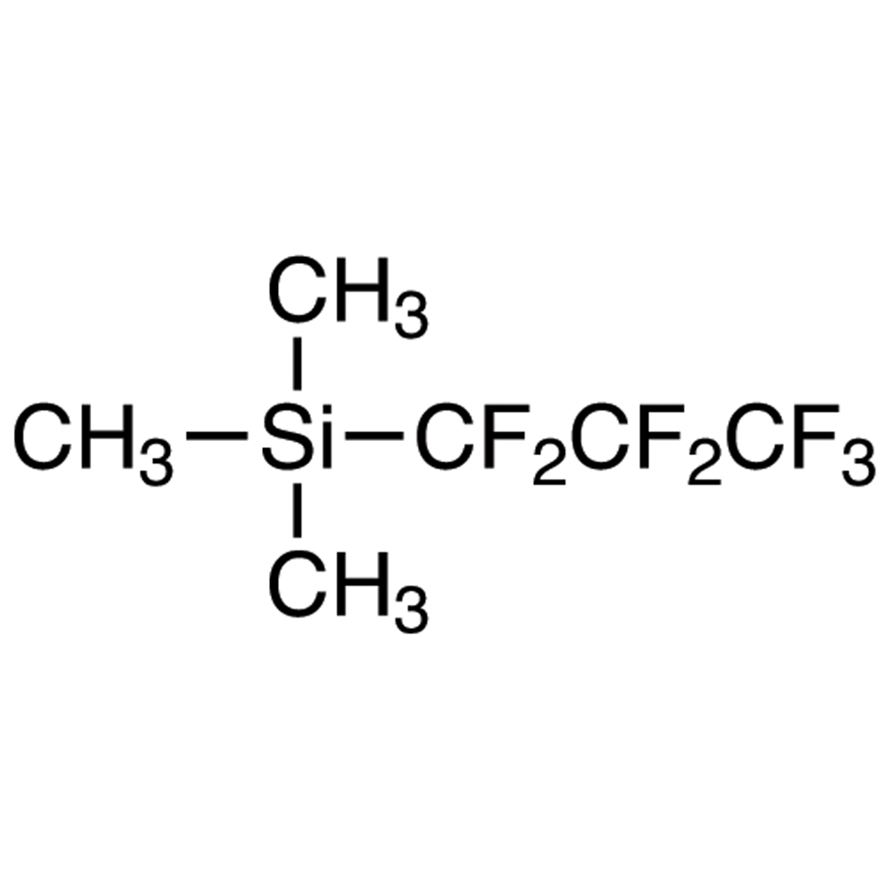 Trimethyl(heptafluoropropyl)silane