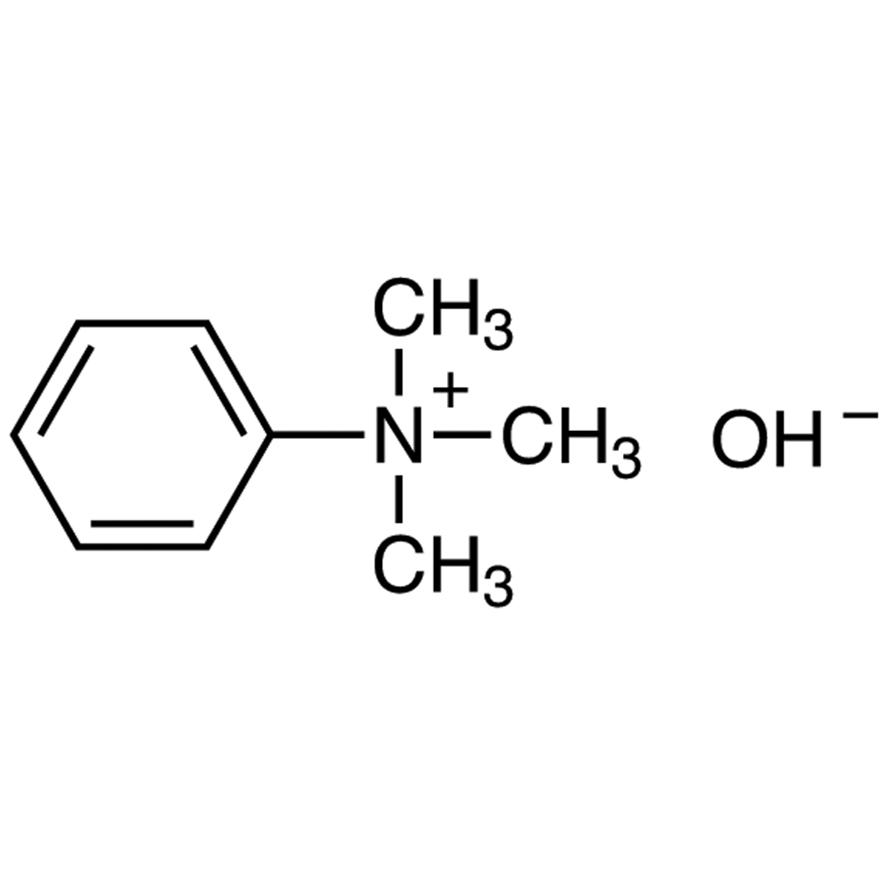 Trimethylphenylammonium Hydroxide (ca. 8.5% in Methanol)