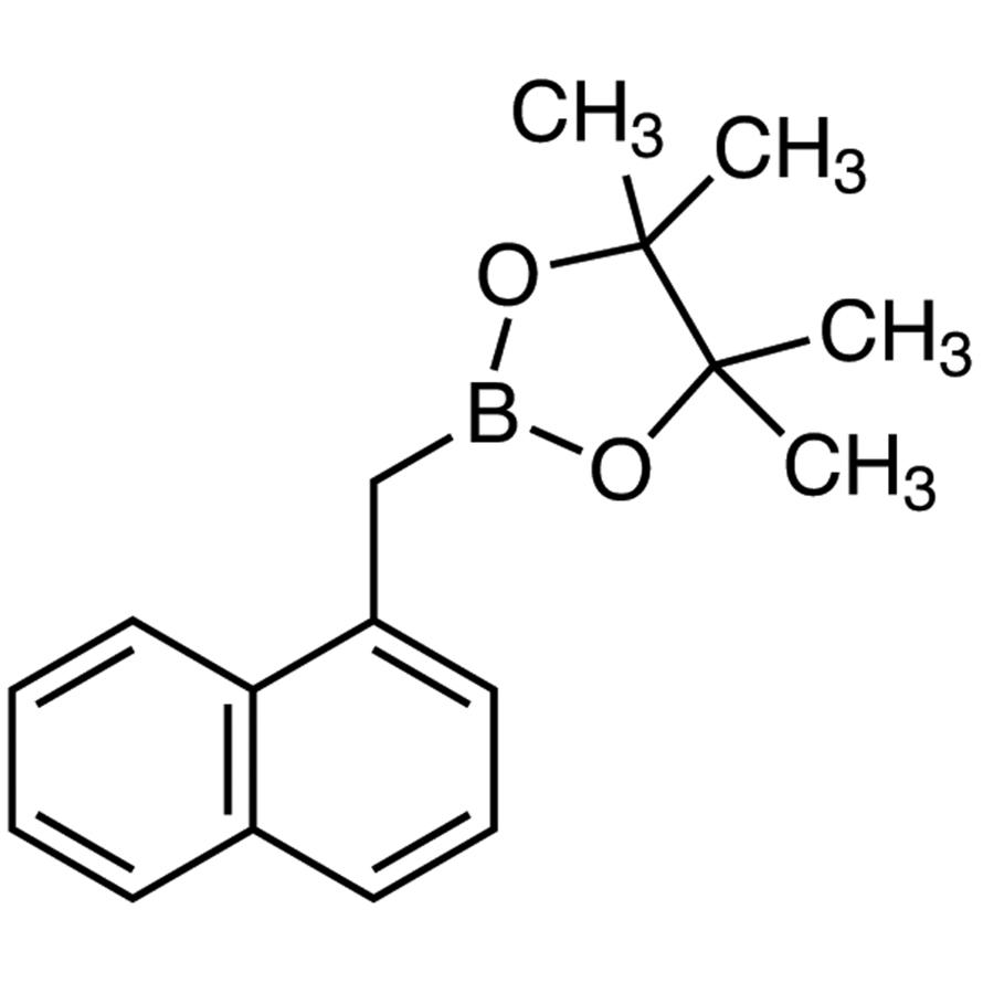 4,4,5,5-Tetramethyl-2-(naphthalen-1-ylmethyl)-1,3,2-dioxaborolane
