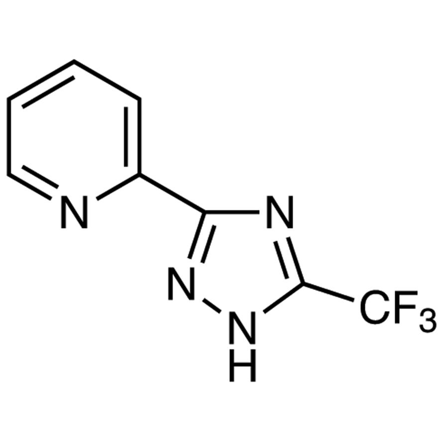 2-[5-(Trifluoromethyl)-1H-1,2,4-triazol-3-yl]pyridine