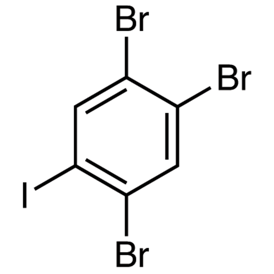 1,2,4-Tribromo-5-iodobenzene