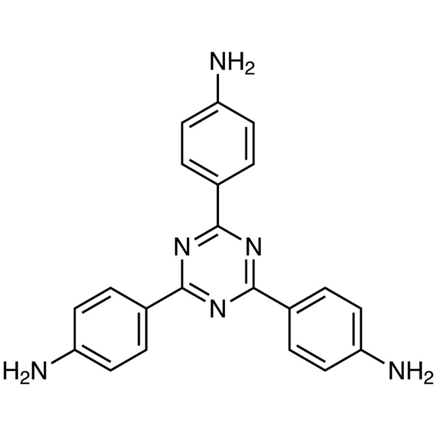 4,4',4''-(1,3,5-Triazine-2,4,6-triyl)trianiline