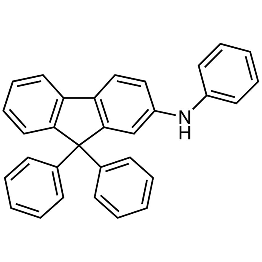 N,9,9-Triphenyl-9H-fluoren-2-amine