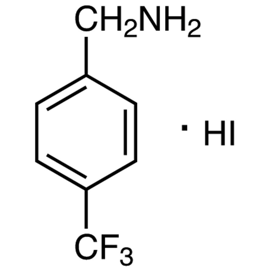 4-(Trifluoromethyl)benzylamine Hydroiodide