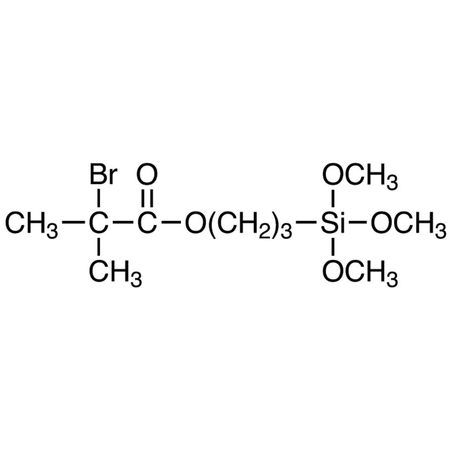 3-(Trimethoxysilyl)propyl 2-Bromo-2-methylpropanoate