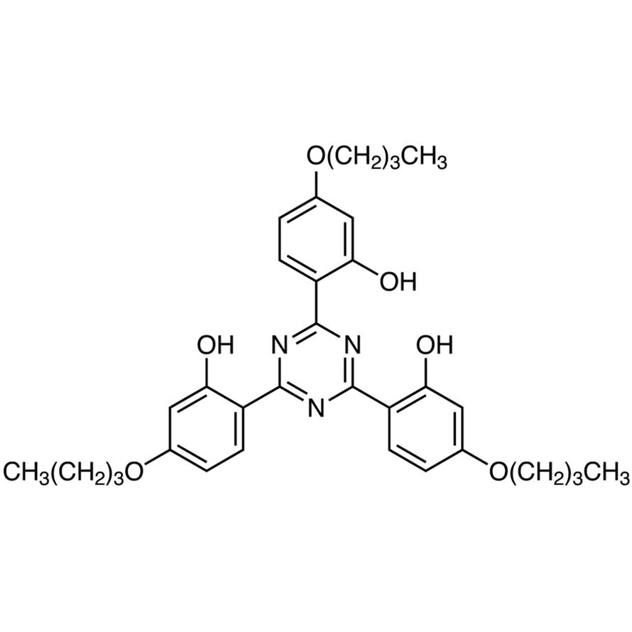 2,4,6-Tris(4-butoxy-2-hydroxyphenyl)-1,3,5-triazine
