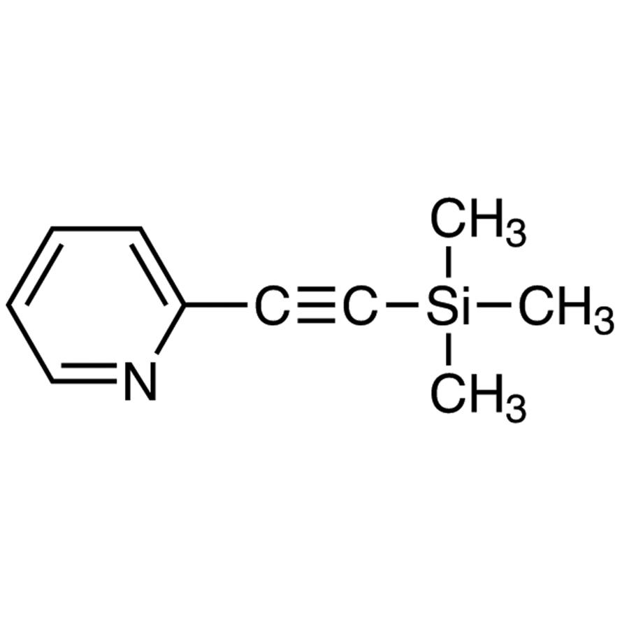 2-[(Trimethylsilyl)ethynyl]pyridine