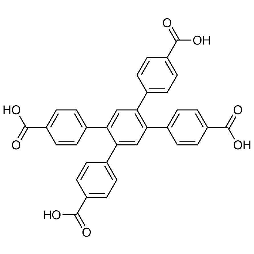 1,2,4,5-Tetrakis(4-carboxyphenyl)benzene