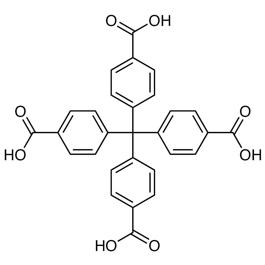 Tetrakis(4-carboxyphenyl)methane