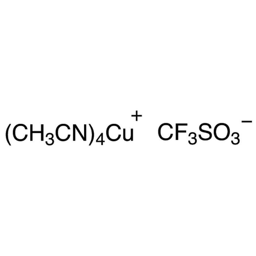 Tetrakis(acetonitrile)copper(I) Trifluoromethanesulfonate