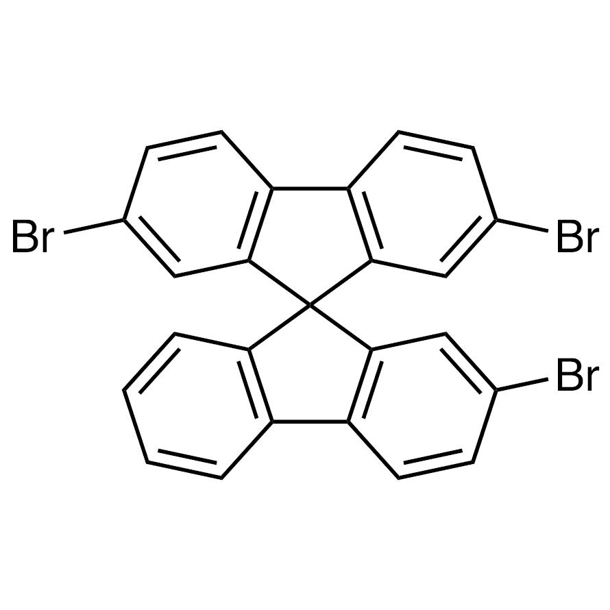 2,2',7-Tribromo-9,9'-spirobi[fluorene]