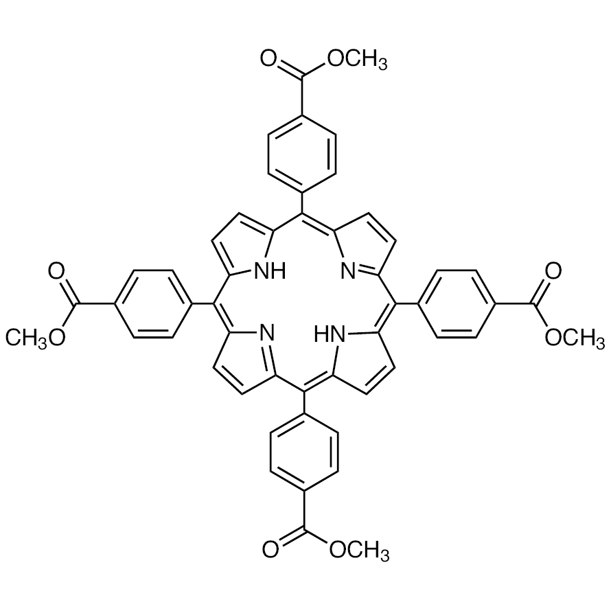 5,10,15,20-Tetrakis(4-methoxycarbonylphenyl)porphyrin