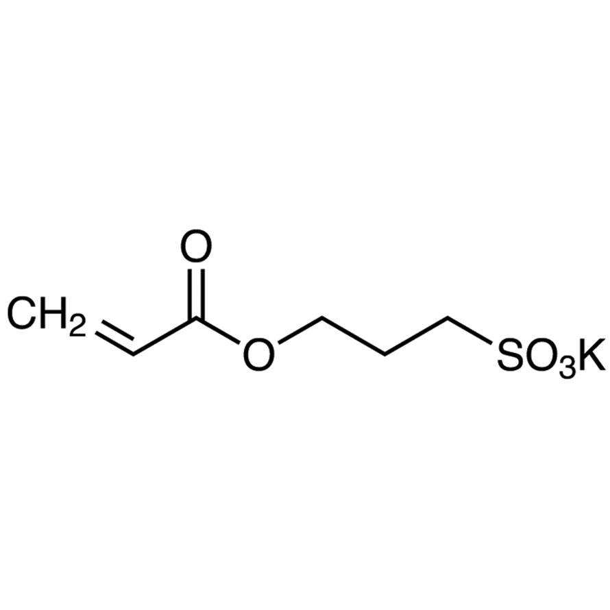 3-Sulfopropyl Acrylate Potassium Salt