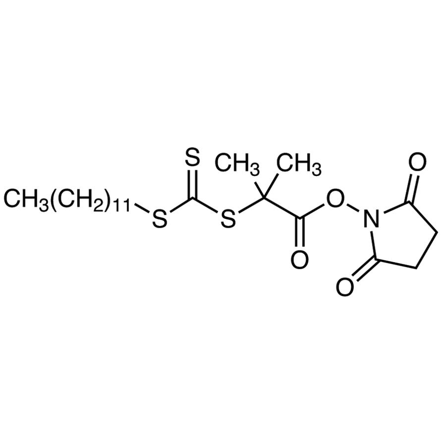 N-Succinimidyl 2-(Dodecylthiocarbonothioylthio)-2-methylpropionate