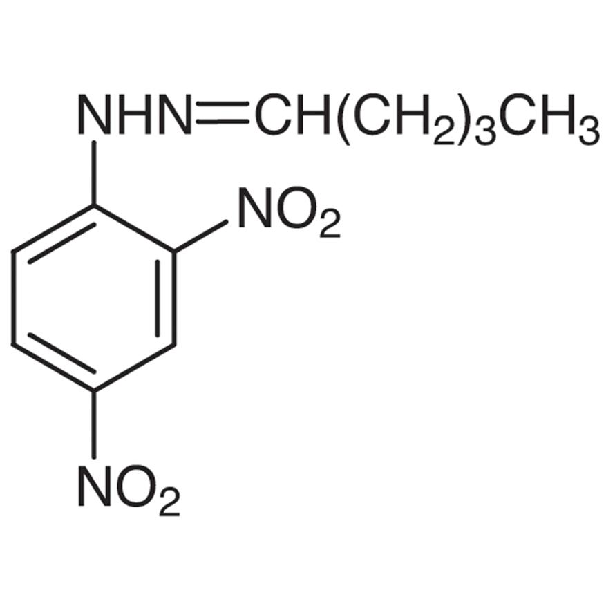Valeraldehyde 2,4-Dinitrophenylhydrazone