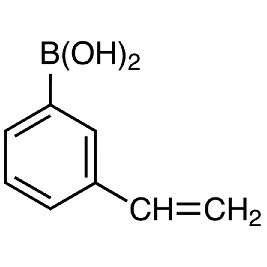 3-Vinylphenylboronic Acid (contains varying amounts of Anhydride)