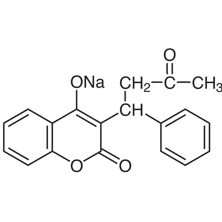 Warfarin Sodium (contains Isopropyl Alcohol)