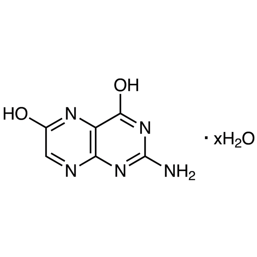 Xanthopterin Hydrate