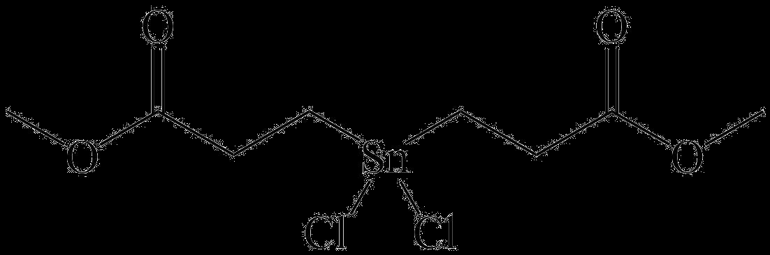 Bis(Carbomethoxyethyl)Dichlorotin, 95%