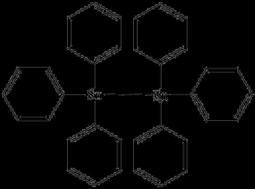 Hexaphenylditin