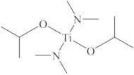 BIS(DIMETHYLAMINO)DIISOPROPOXYTITANIUM