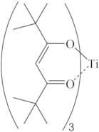 TITANIUM(III) TRIS(2,2,6,6-TETRAMETHYL-3,5-HEPTANEDIONATE)