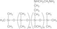 POLYDIMETHYLSILOXANE, DIAMINE FUNCTIONAL 50% EMULSION