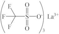 LANTHANUM TRIFLUOROMETHANESULFONATE
