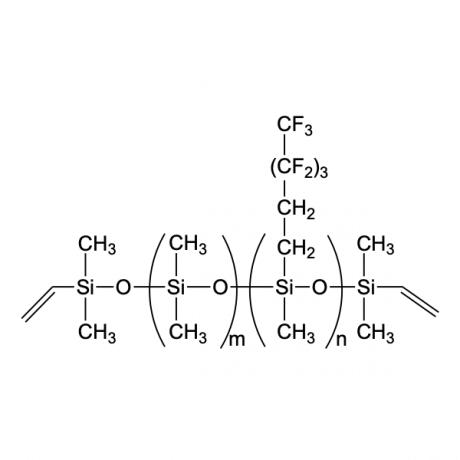 (20-25% NONAFLUOROHEXYLMETHYLSILOXANE) - (75-80% DIMETHYLSILOXANE) copolymer, VINYL TERMINATED