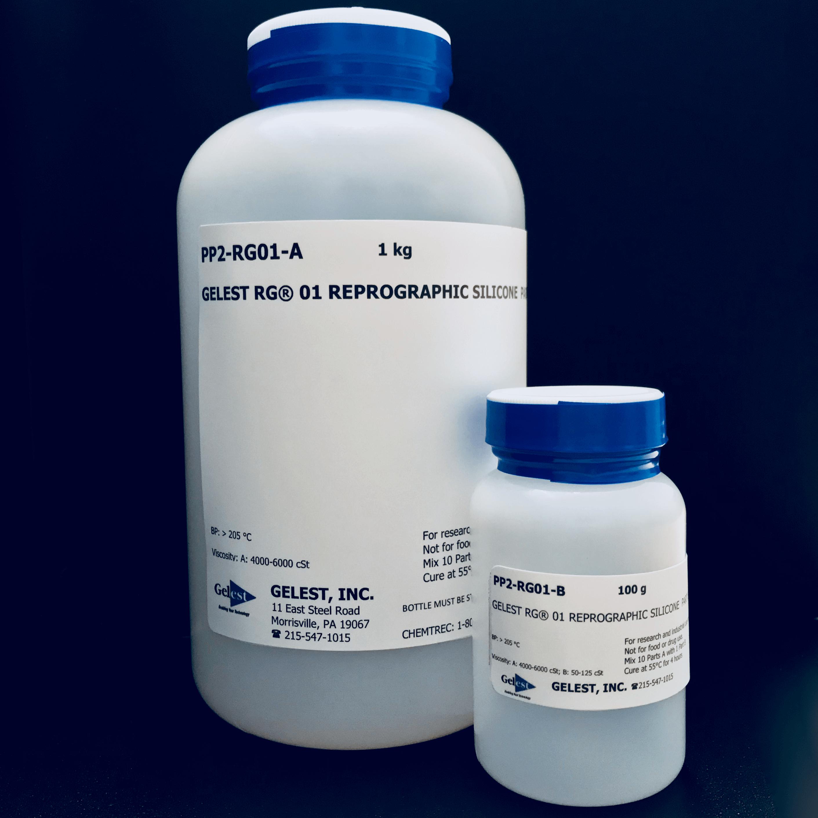 GELEST® RG 01: REPROGRAPHIC SILICONE; Part B (Crosslinker)