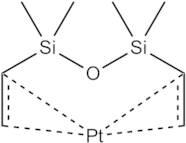 PLATINUM-DIVINYLTETRAMETHYLDISILOXANE COMPLEX; 1.0% Pt in VINYL TERMINATED PDMS